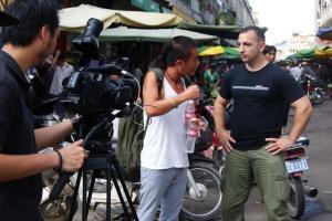 Martial Arts Odyssey: Screen Test, Cambodia