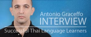 Antonio Thai Interview