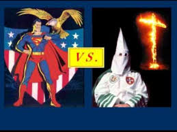 superman vs KKK