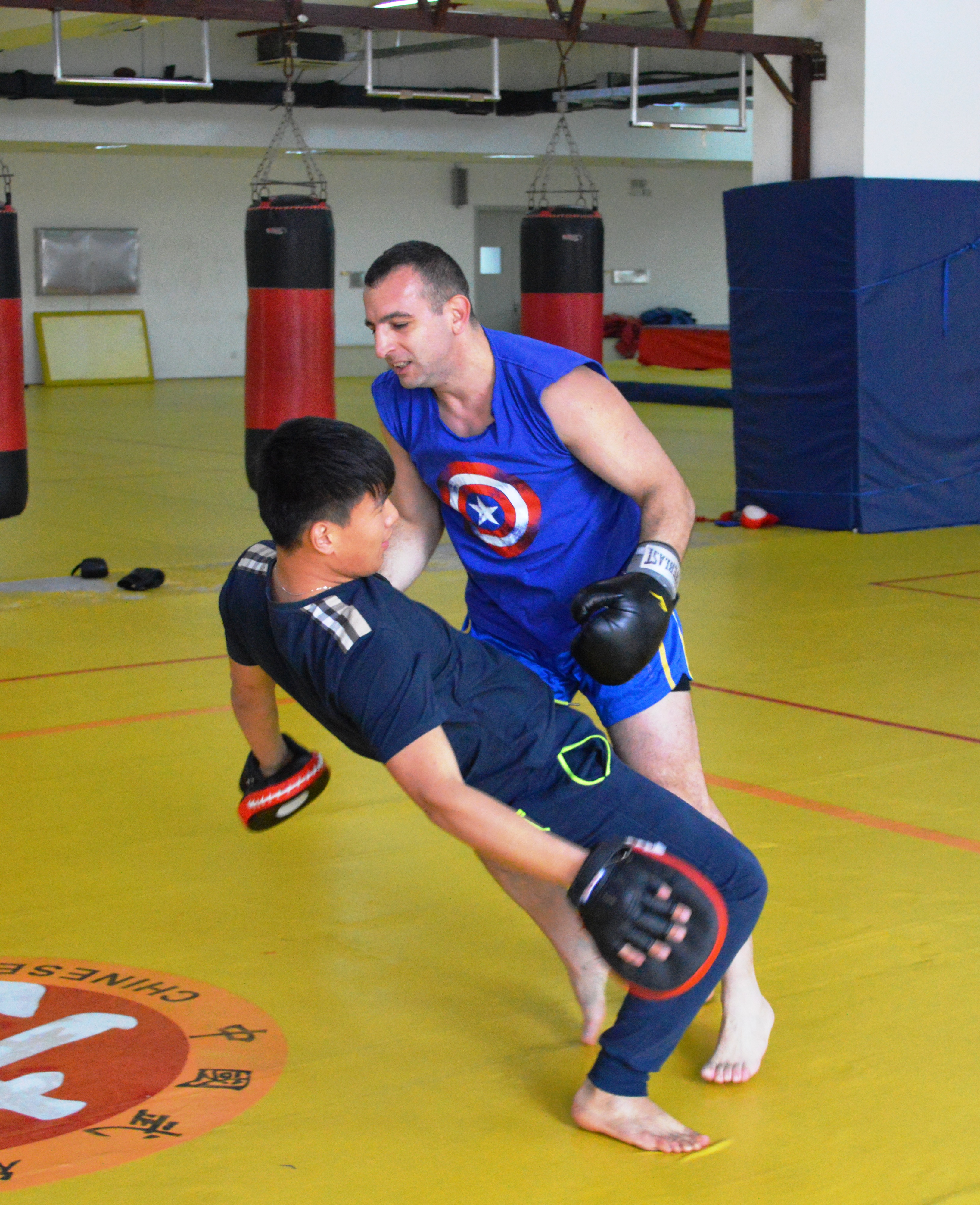 martial arts | brooklyn monk in asia
